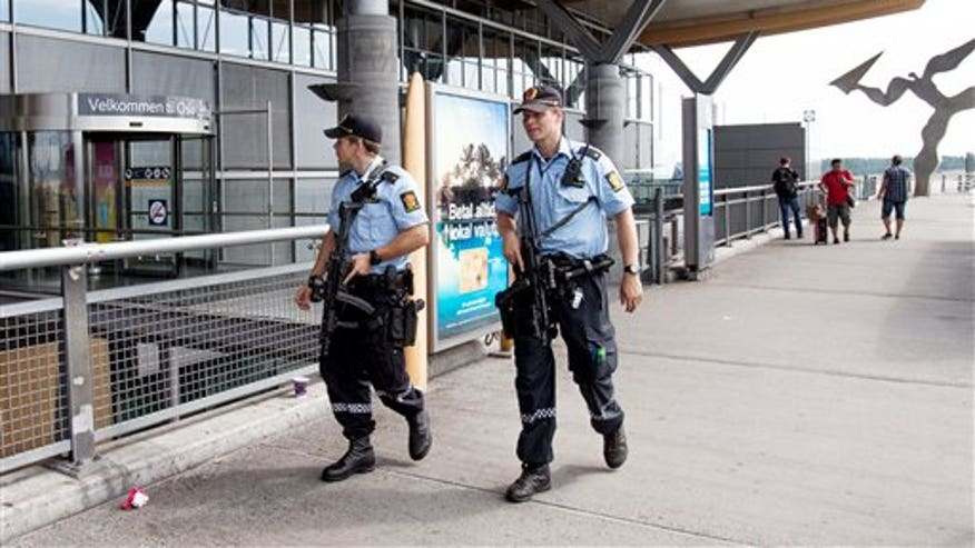 Norway working to foil unspecified Islamist terror attack expected 'within days'