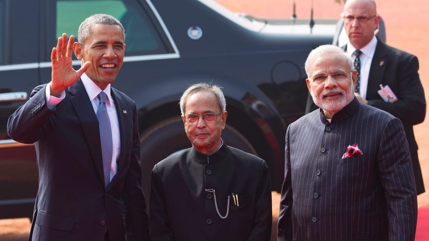 Essay about obama's visit to india