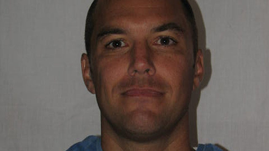 An updated mugshot of scott peterson who filed an automatic appeal to