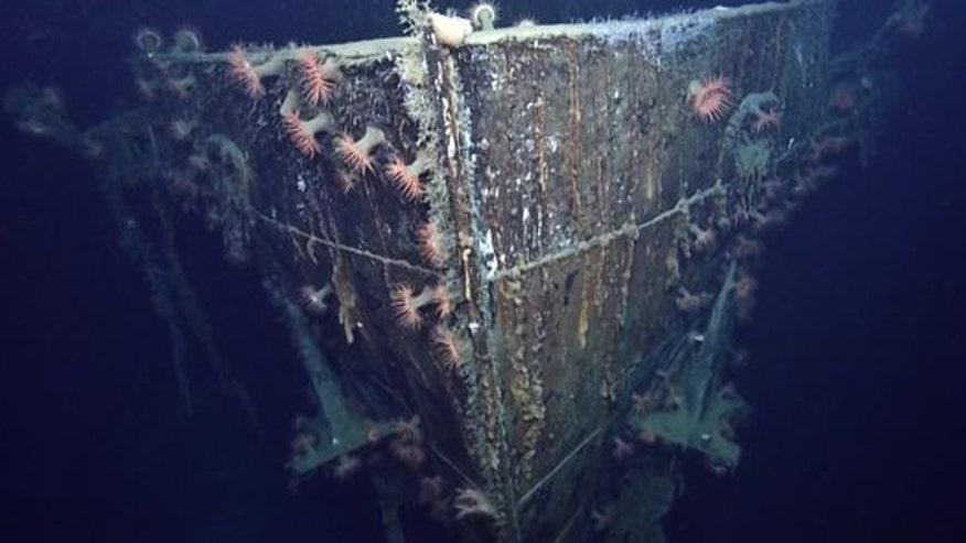 steammSS - Sunken U-Boat Found in Gulf of Mexico