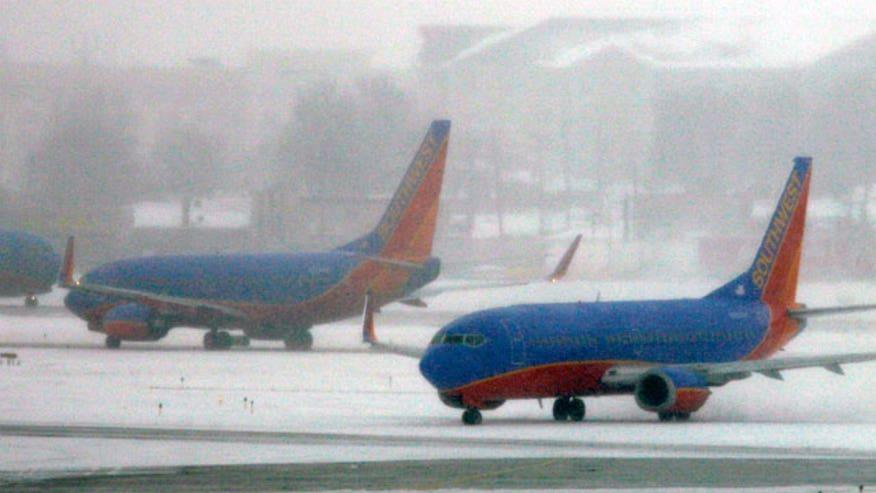 Flights Canceled
