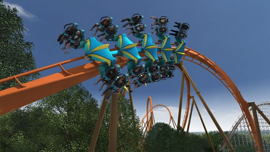 Holiday World building new winged roller coaster