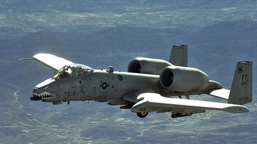 Air Force Trying To Retire A-10 Warthog-Again