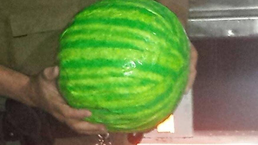 Mexican Drug Cartel Tried to Smuggle Marijuana Painted to Look Like Fruit