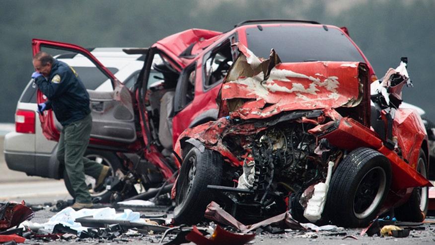 San Gabriel Valley Tribune Car Accidents