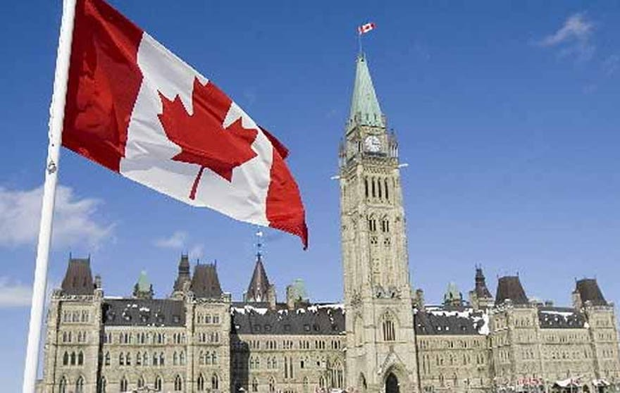 Socio Political Commentary Gunmen Open Fire At Canadian Parliament Building