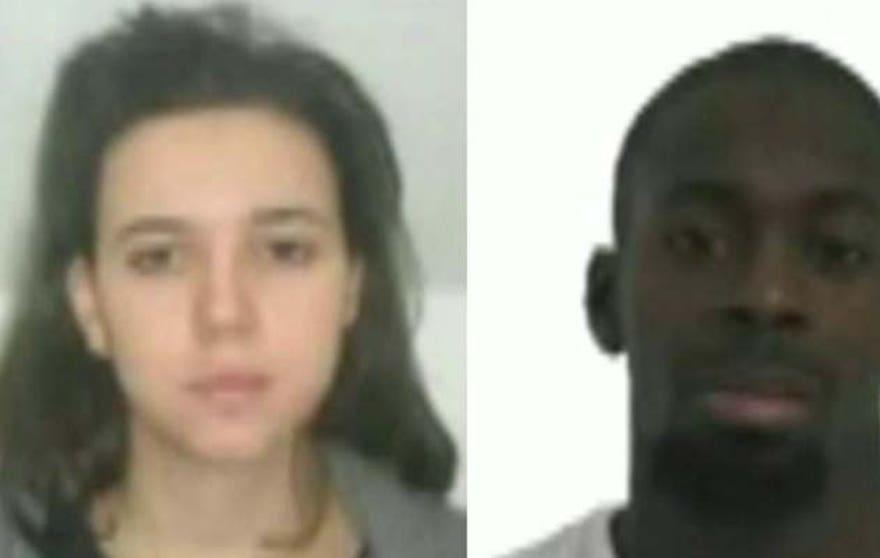 hostages suspects Paris terrorist Muslim black