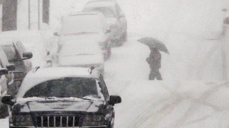 New Jersey Snow