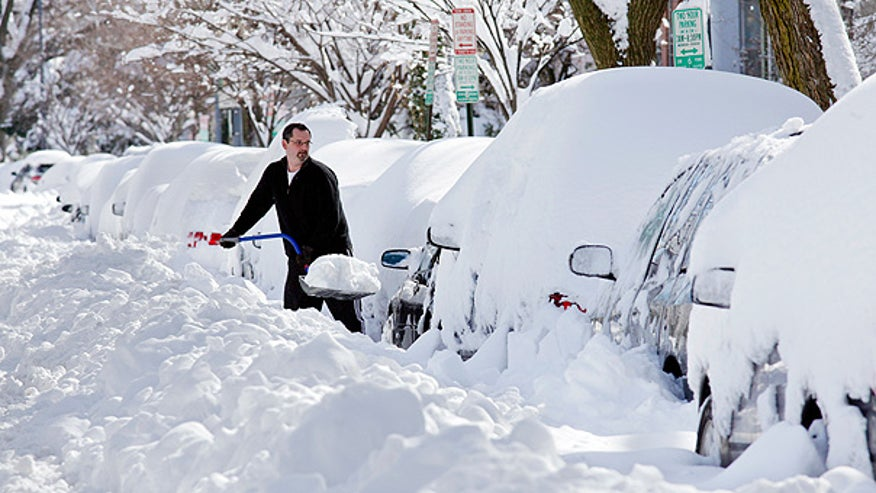 Digging out in D.C.