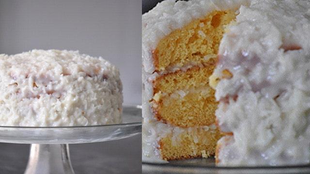 Mama Joans  Day Coconut Cake