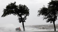 Hurricane Isaac made landfall in southeast Louisiana late Tuesday as Gulf Coast residents hunkered down waiting out another storm on the eve of Hurricane Katrina's seventh anniversary. Alabama also took a glancing blow from Hurricane Isaac, and while the state lifted a mandatory evacuation order, hundreds were still forced to seek shelter.