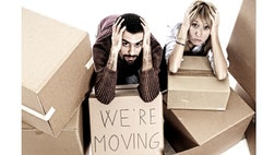 Moving is stressful enough, but you can make it even tougher on yourself by falling for some common pitfalls.