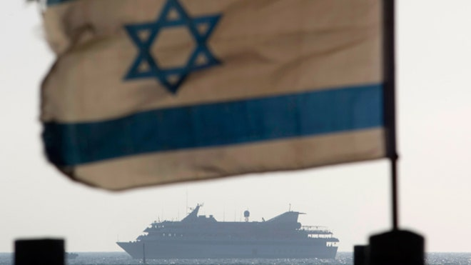 Mavi Marmara sails into Ashdod after Israeli raid