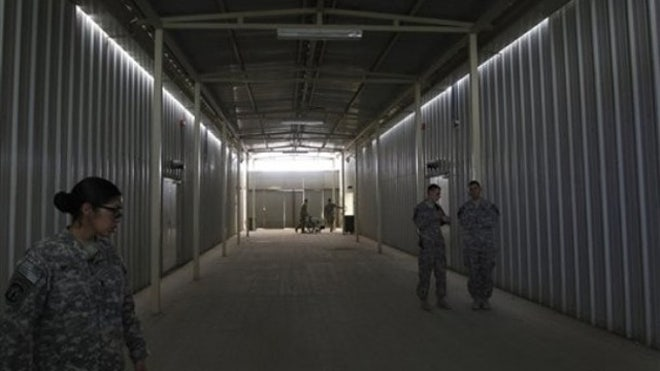 Detention Facility in Bagram