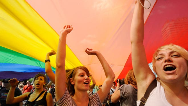 Poland Gay Pride. AP. In 2005, after much campaigning and hard work by ...