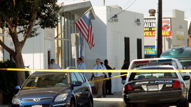 3 Shot At California Workplace: Newspaper