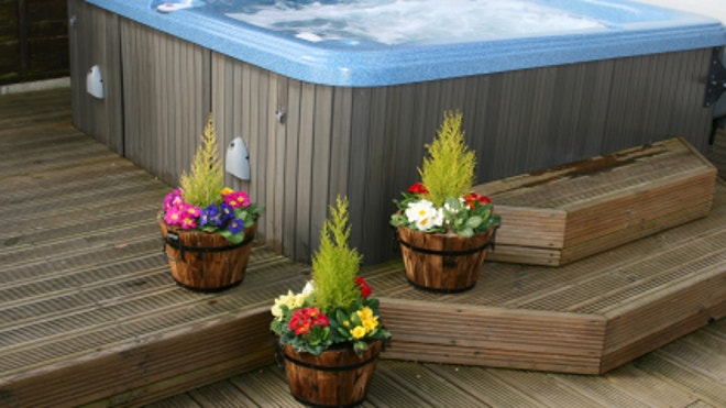 What to consider before installing a hot tub | Fox News