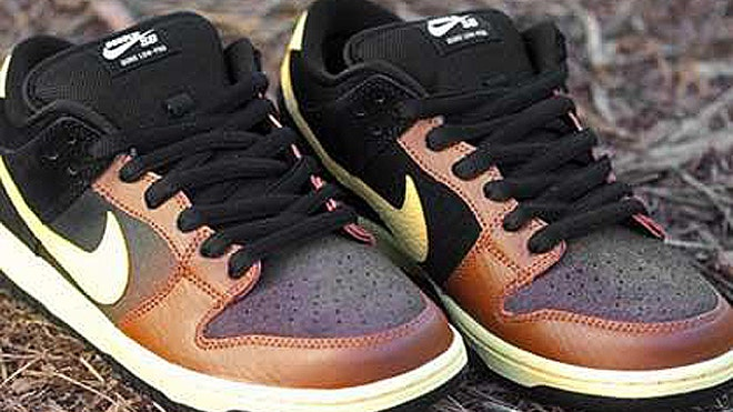 Nike 'Black and Tan' sneakers
