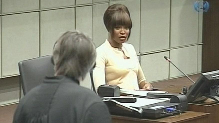 Naomi Campbell Testifies
