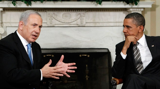 Obama Commends Netanyahu On Ceasefire Pledge