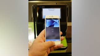Apple's mobile payment system, Apple Pay, made its debut Monday.