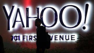 Yahoo CEO Marissa Mayer is losing a precious security blanket now that she is spinning off the Internet company's prized stake in China's Alibaba Group.