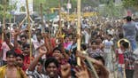Bangladesh will reopen more than  garment factories on Friday, ending a three-day forced closure due to worker protests over pay and working conditions after a building collapse killed more than , people.