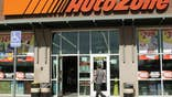 AutoZone Inc , the largest U.S. auto parts retailer, reported a  percent rise in quarterly profit as costs fell.