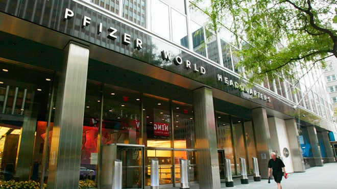 Pfizer World Headquarters 02