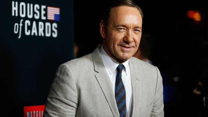 Kevin Spacey, Netflix, House of Cards