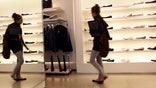 Zara Store in Central Madrid
