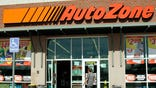 The auto-parts retailer reported a profit of $. million as revenue grew .% to $. billion. Same-store sales dropped .%.