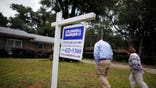 It wasn't by much, but mortgage rates fell again, to their lowest level in three months.