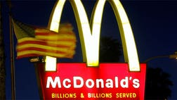 A -year-old girl who asked McDonald's CEO to stop tricking kids into eating your food.