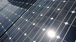 Shares of major solar panel makers climbed on Tuesday as broader industry sentiment improved amid growing shipments.