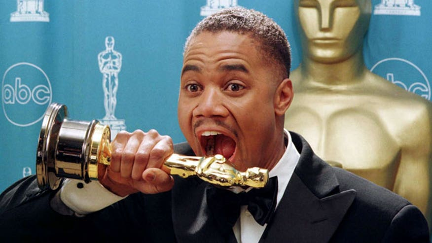 Cuba Gooding Jr, Oscars