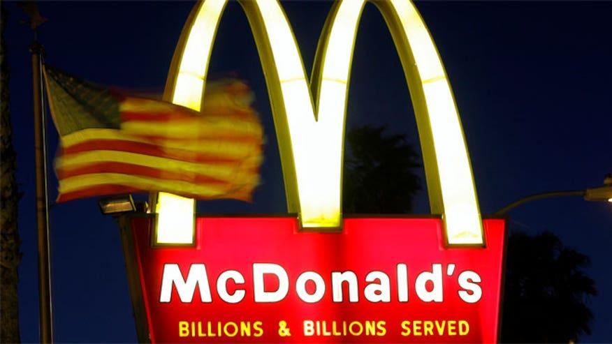 McDonald's, McD
