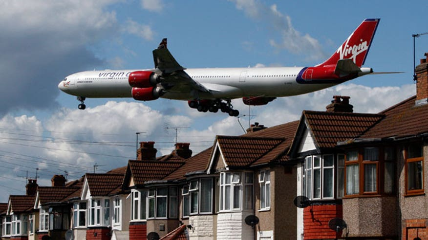 Virgin Atlantic, Heathrow Airport