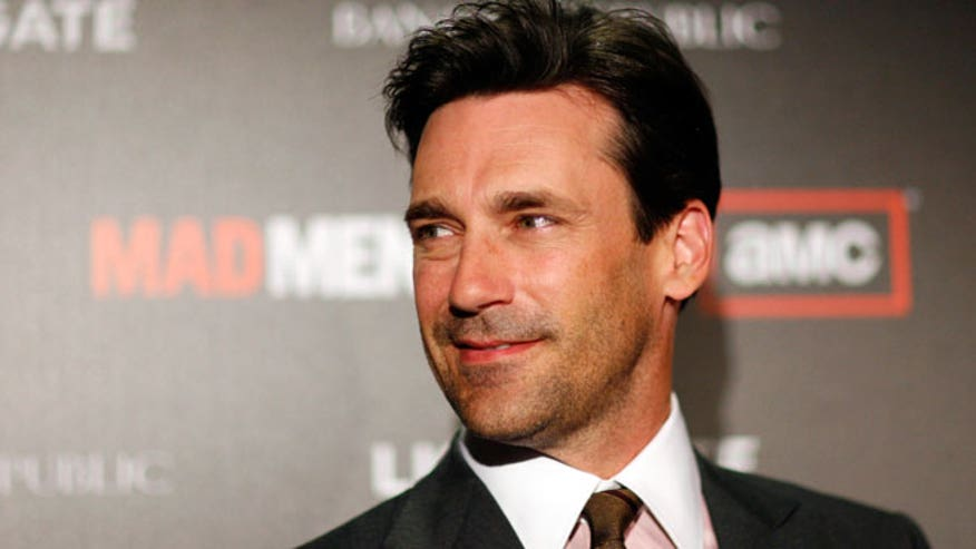 Jon Hamm, Actor