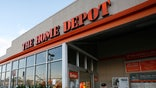 The home improvement giant reported a profit of $. billion as sales rose .% to $. billion.