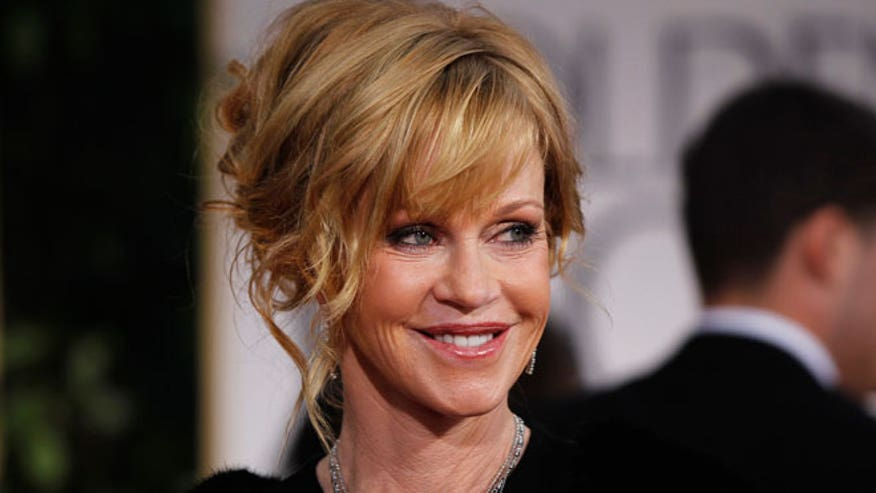 Melanie Griffith, Actress