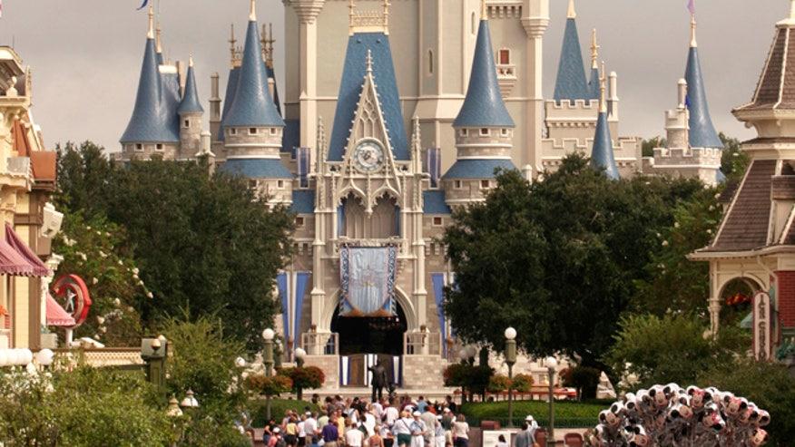 Walt Disney World Castle Vacation