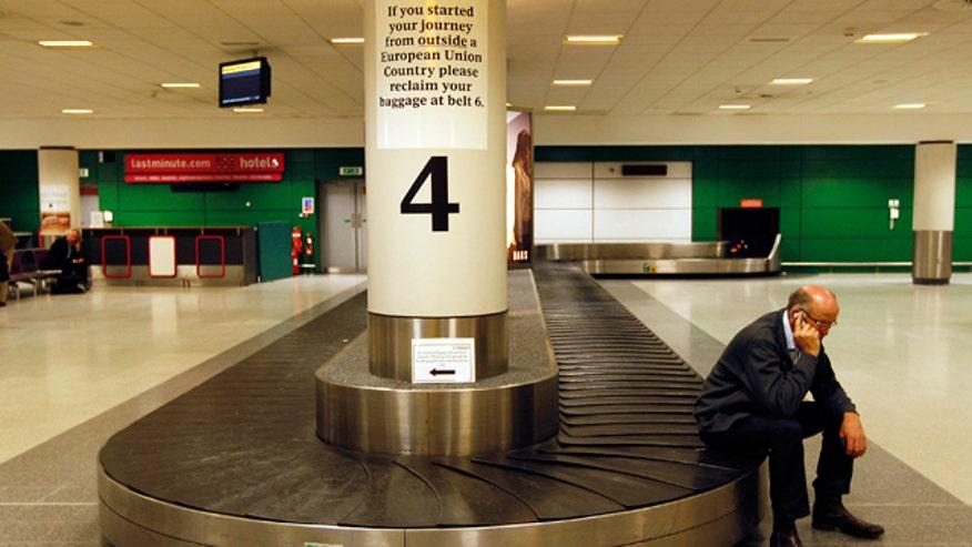 Business Traveler Baggage Claim