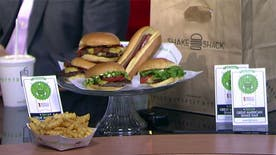 Shake Shack CEO Randy Garutti shares why his company's shakes and burgers have taken off worldwide