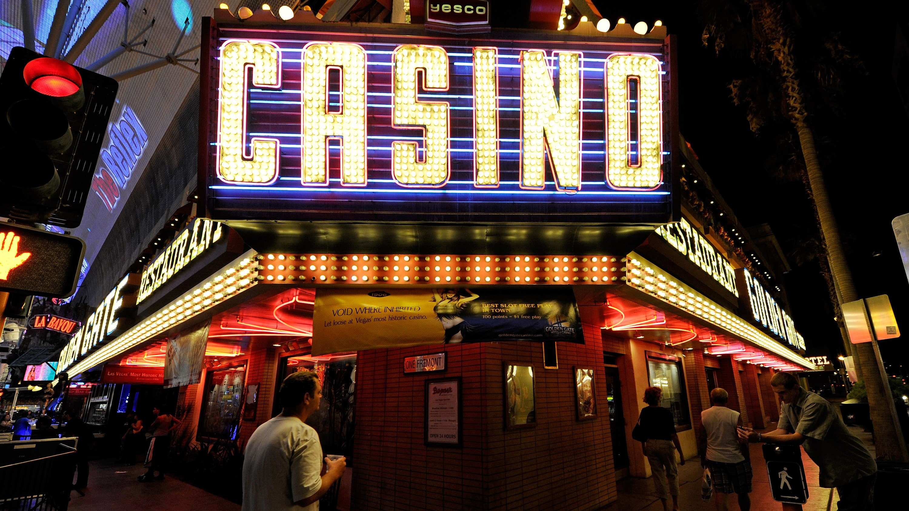 gambling in casinos