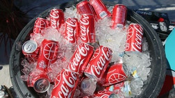 Coca-Cola is halting production in Venezuela of its namesake beverage due to a sugar shortage brought on by the country's grinding economic crisis.