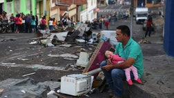The situation in Venezuela has become virtually apocalyptic. People have reached a tipping point and are literally turning to eating trash for survival.