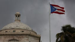 Scotiabank filed a lawsuit against Puerto Rico's government Wednesday seeking repayment of a multimillion-dollar loan despite a debt moratorium imposed amid an economic crisis.