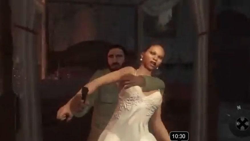 Call of Duty: Black Ops Assassination Scene
