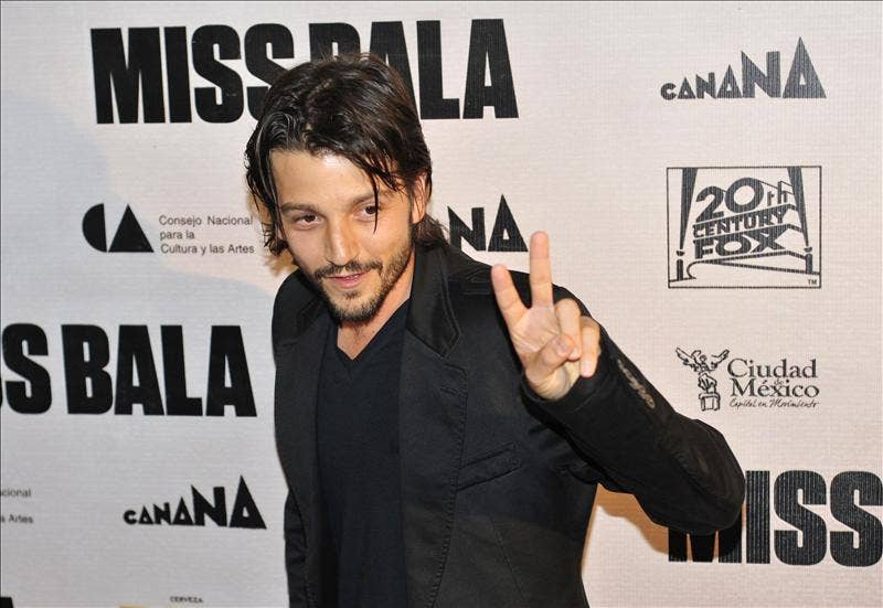 Did Katy Perry and Russell Brand Split Over Diego Luna ...